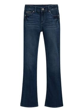 Levi's Thick Stitch Boot Cut Jeans (Big Girls)