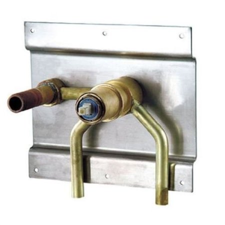 danze d106900bt single handle wall mount lavatory rough-in valve
