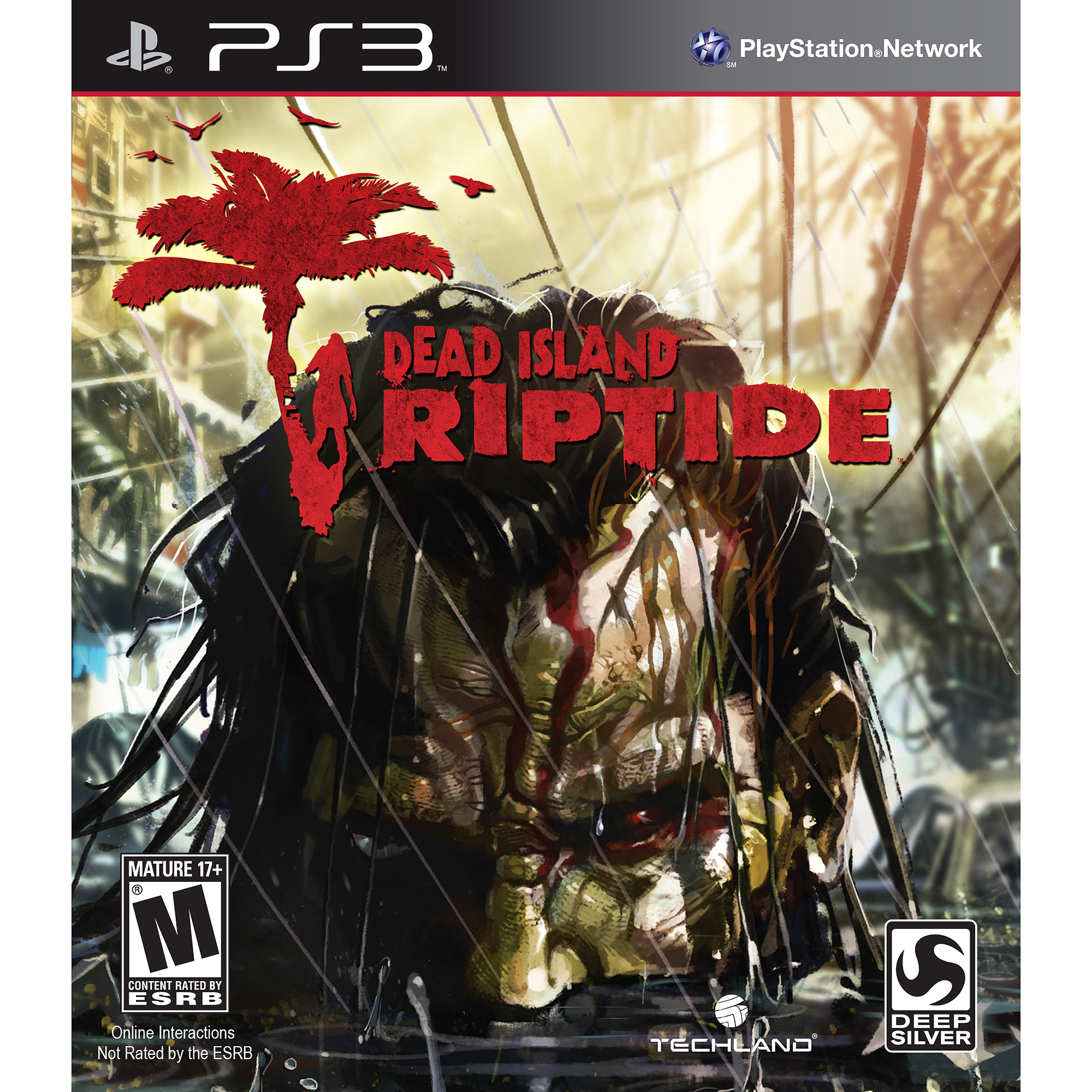 Dead Island Riptide (PS3) - Pre-Owned