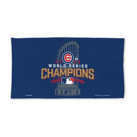 (Chicago Cubs WinCraft 2016 World Series Champions 24