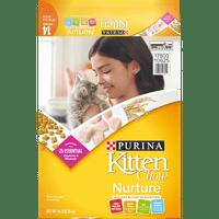 [Multiple Sizes] Purina Kitten Chow Dry Kitten Food Nurture