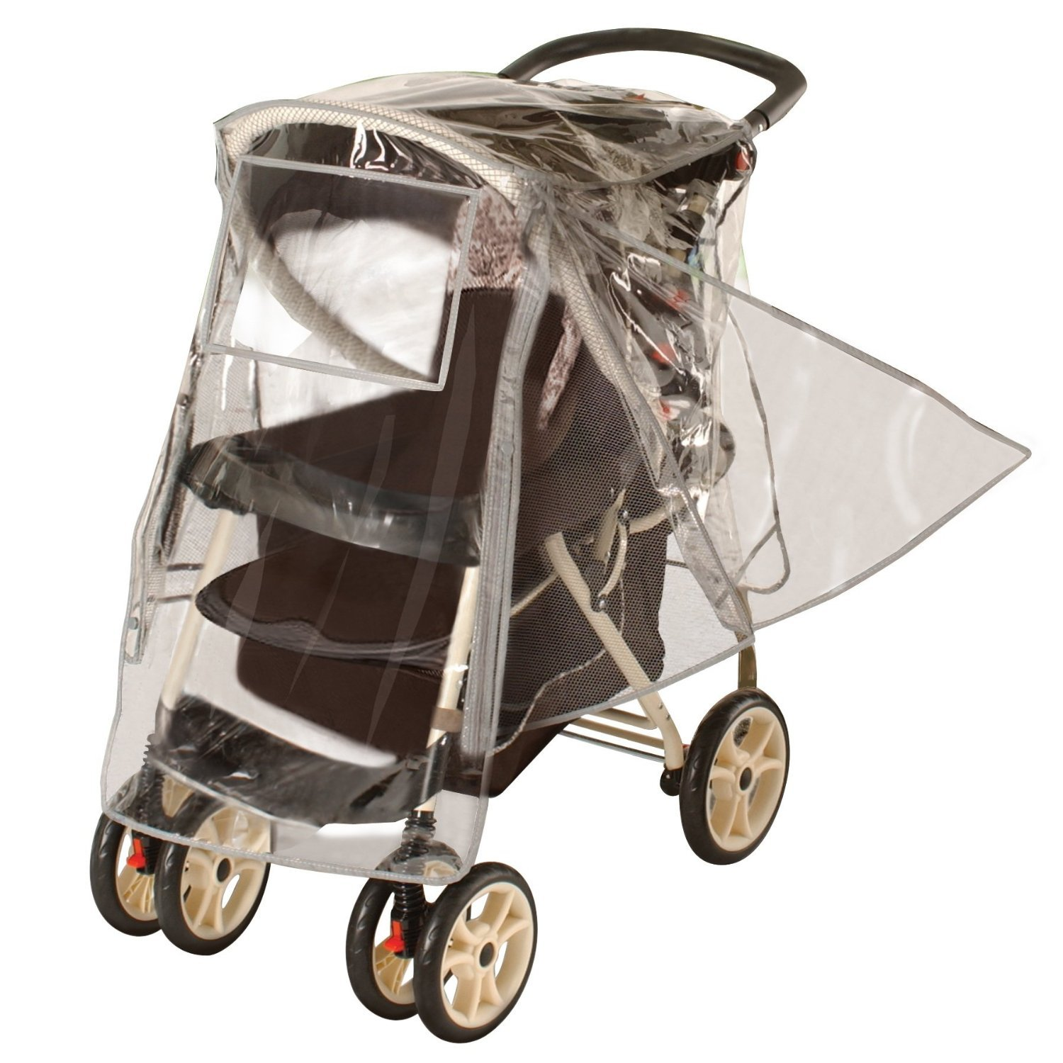 J is for Jeep® Premium Stroller Weather Shield