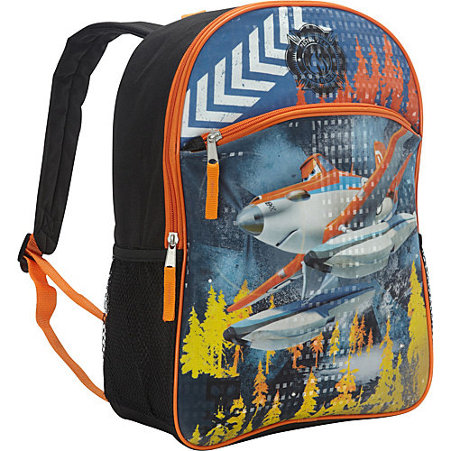 Disney Planes Light Up Backpack