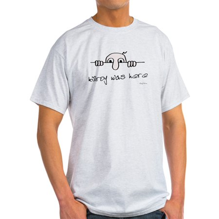 879ee78bd94 CafePress - CafePress - KILROY TRIM T-Shirt - Light T-Shirt - CP -  Walmart.com