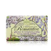 Nesti Dante Romantica Enchanting Natural Soap - Tuscan Wisteria & Lilac 0135/1311106 250g/8.8oz