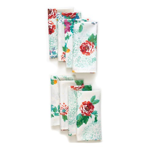 The Pioneer Woman Country Garden Napkin Set, 8-Pack