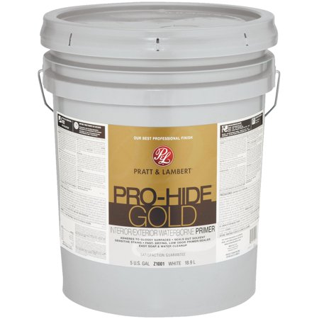 Pratt & Lambert Pro-Hide Gold Waterborne Interior/Exterior Stain Blocking Primer