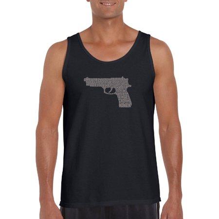 Asm Tank (Big Men's Tank Top - Right To Bear)