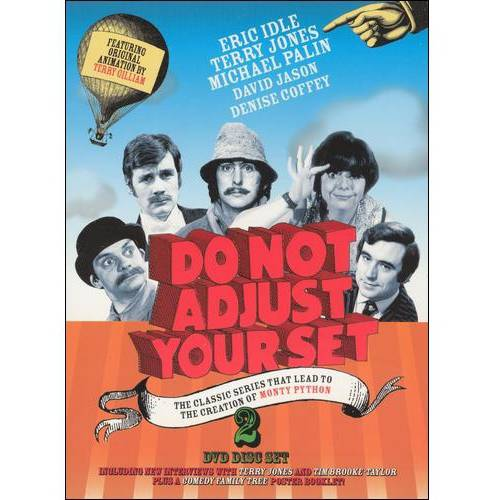 Do Not Adjust Your Set by GOLDHIL HOME MEDIA INT L