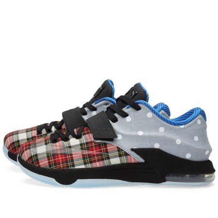 best cheap ebd54 c7a3a Nike - Men - Kd 7 Ext Cnvs Qs  Plaid And Polka Dot  ...