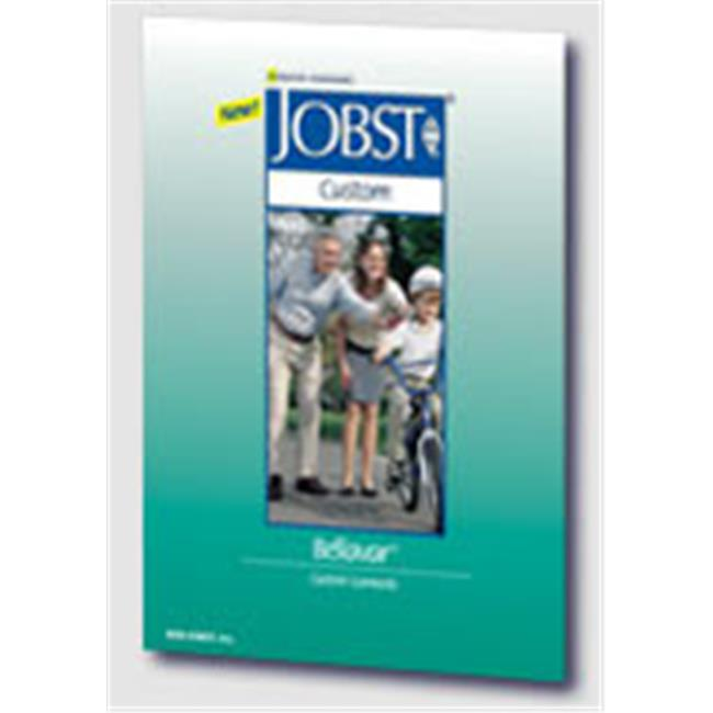 Jobst 718521 Bellavar One Leg Full Compression Open Toe W...