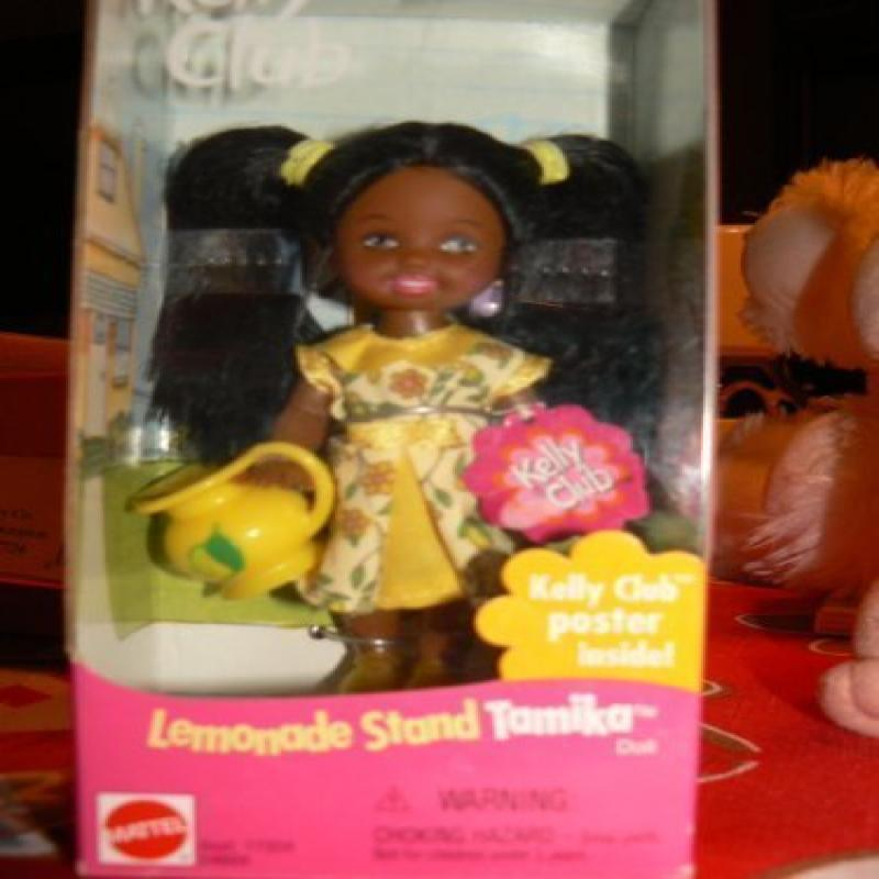 Kelly Club Lemonade Stand Tamika Doll by Mattel by