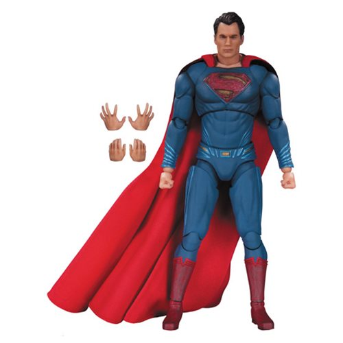 Batman v Superman: Dawn of Justice Superman Premium 6-Inch Action Figure by DC Collectibles