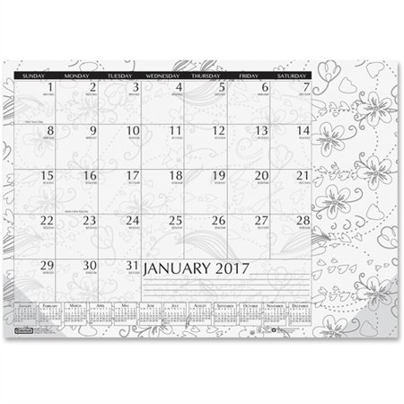 House of Doolittle Doodle Monthly Desk Pad 187