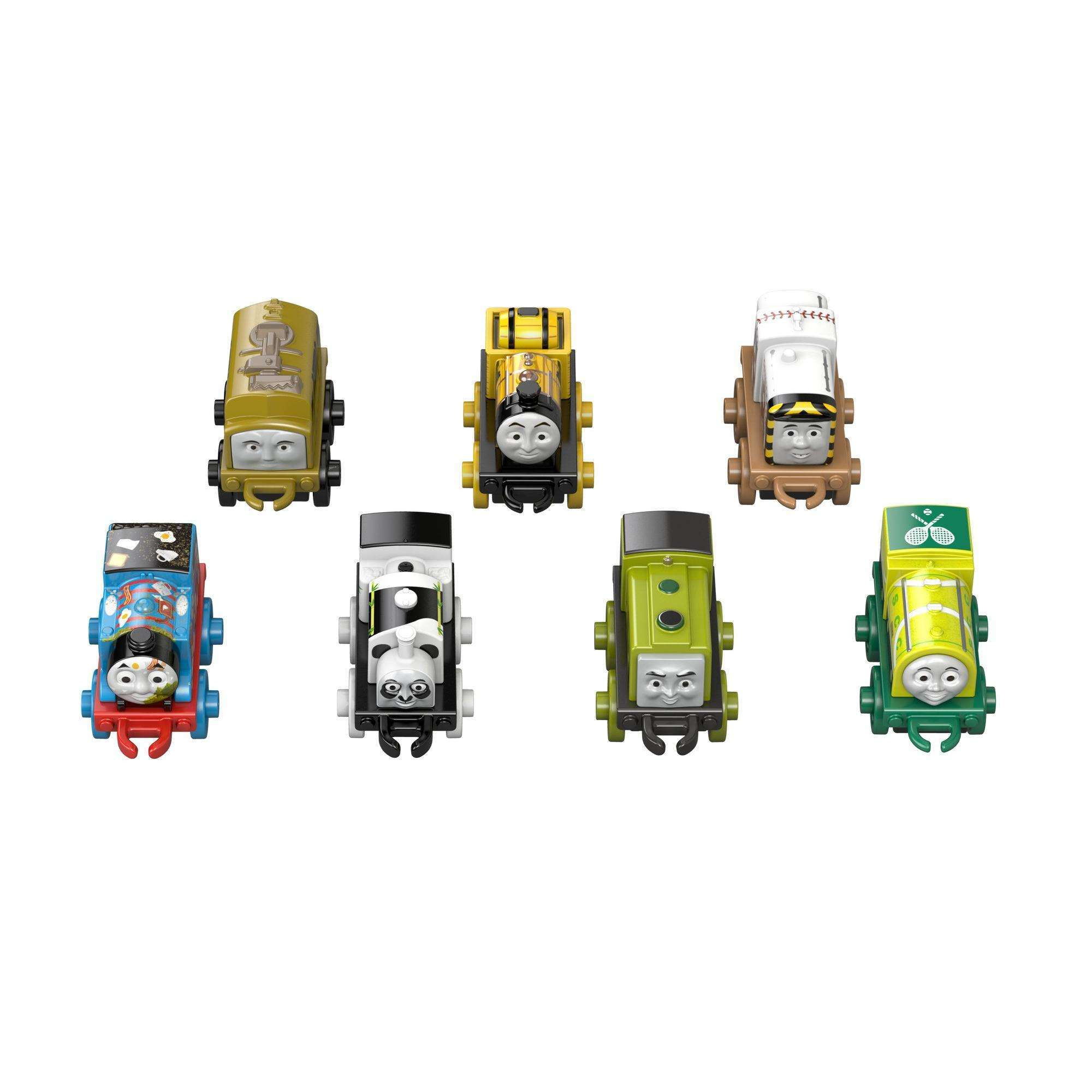 Thomas & Friends MINIS, 7 Pack, #5