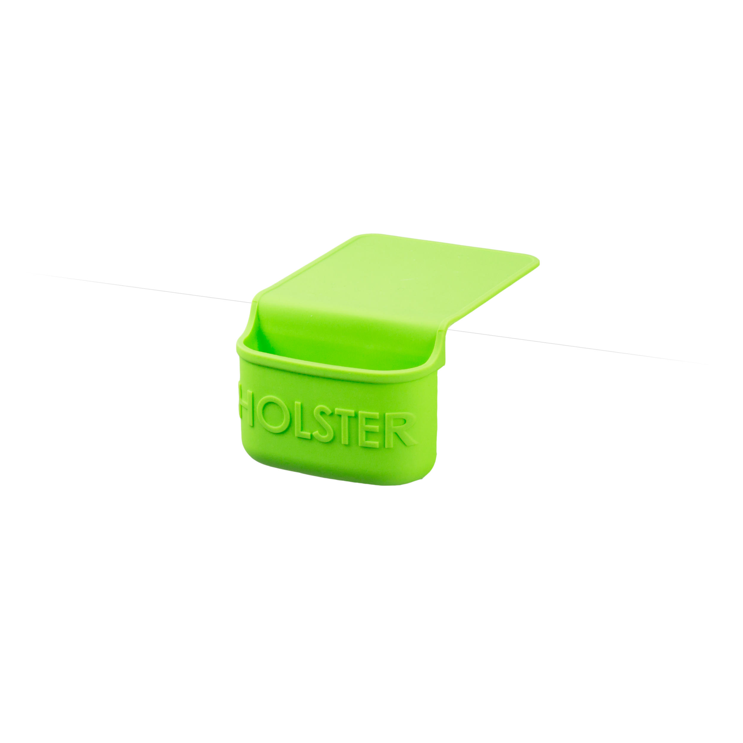 Holster Brands Lil' Holster Mini, Silicone Sponge and Soap Holder for Kitchen Accessories
