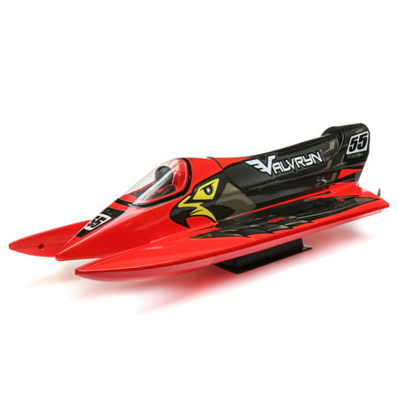 (Pro Boat 08033 Valvryn 27 inch F1 Tunnel Hull Self-Righting: RTR)