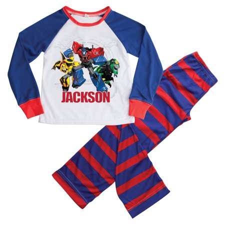 Personalized Loungewear - Transformers Robots in Disguise ()
