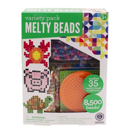 Kids Craft Melty Beads Variety Pack, 1