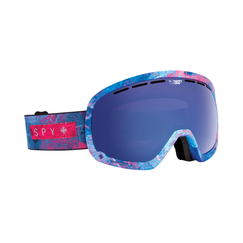 Spy Optic 313013152279 Marshall Snow Ski Goggles Purple Blue Spectra by Spy Optics