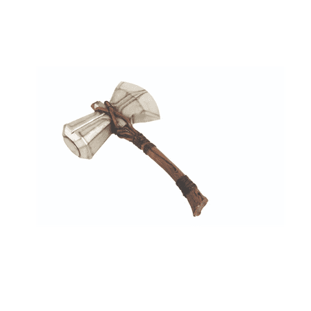 Marvel Avengers Infinity War Thor Hammer Halloween Costume Accessory - Marvel Superhero Costume