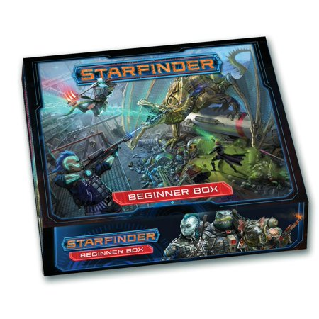 Starfinder Roleplaying Game: Beginner Box (Other)