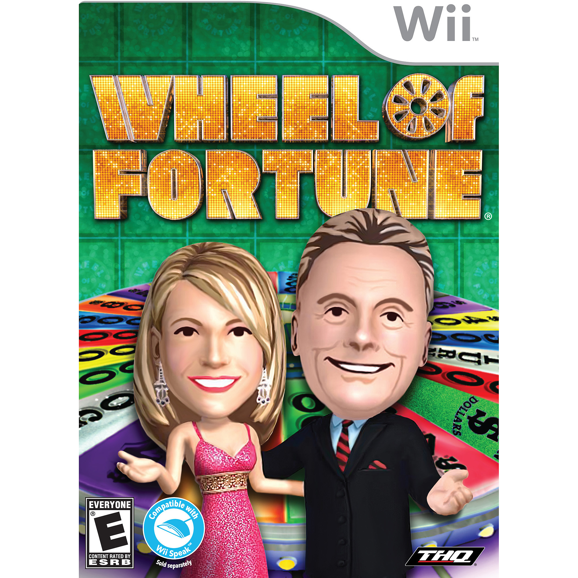 Image of Wheel Of Fortune (Wii)