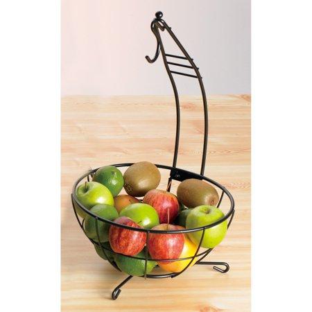 Creative Home Iron Works Banana Tree / Fruit Basket