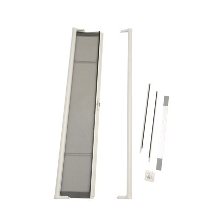 Retractable Screen Door (ODL Brisa White Standard Retractable Screen for 80