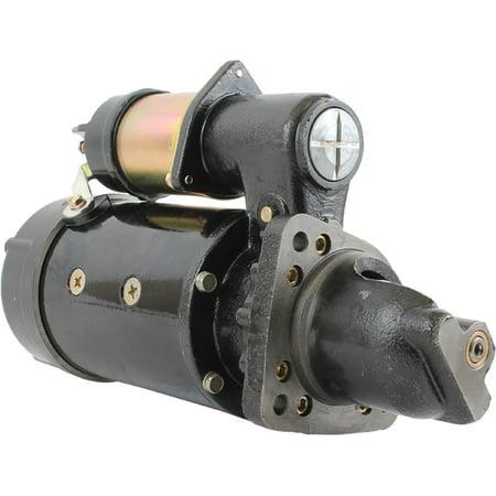 New Starter for 404 Diesel JOHN DEERE 5200 74 75 76 77 1974 1975 1976 1977 10461003, 10461004,15024-37, 15024-37, 1113420, LRS01058, LRS01317 CW Rotation DD Starter Type 10T Tooth Count (John Deere 404 Diesel Engine For Sale)