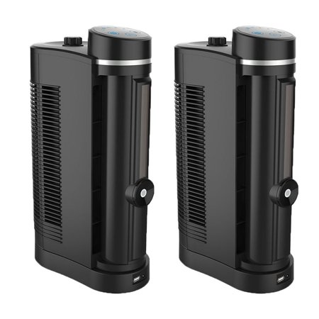 LifeSmart Sonicool Go Indoor and Outdoor Portable Air Cooler & Fan (2 Pack) - Outdoor Portable Fan