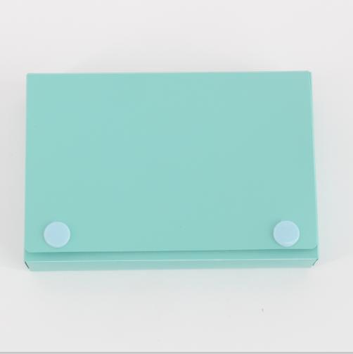INDEX CARD C AQUA; CASEMATE;;1-PACK