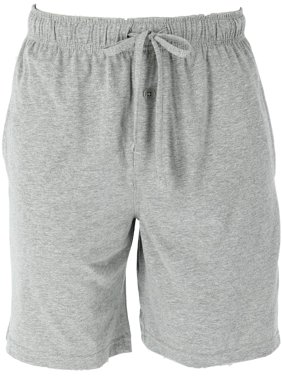 0a645d68f4 Product Image Men's Big and Tall Solid Knit Sleep Shorts