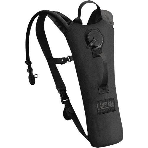 Camelbak Black Hydration Pack, 70 oz. 2L Capacity, Depth 2-3 4\ by CamelBak