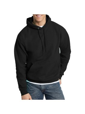 ab2345f4bab Product Image Hanes Big   Tall Men s EcoSmart Fleece Pullover Hoodie with  Front Pocket