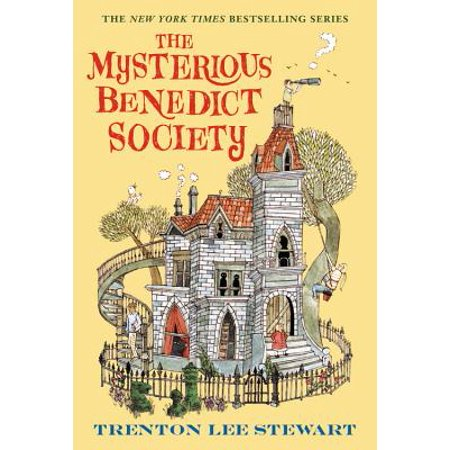 Society Cover - The Mysterious Benedict Society (Paperback)