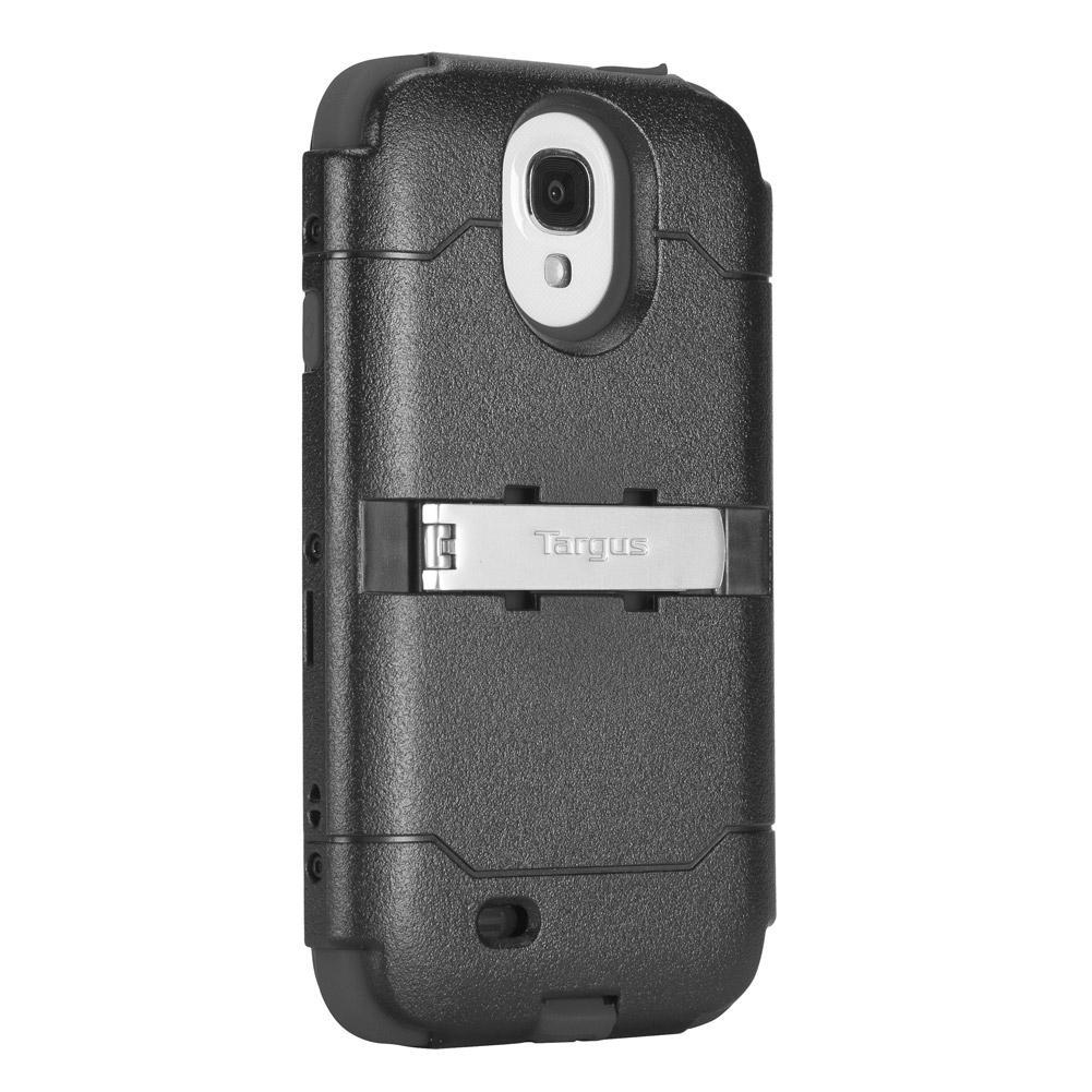 Refurbished Targus SafePort Case Rugged Max Pro for Samsung Galaxy S4 (Black) - Smartphone