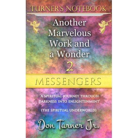 "Turner's Notebook ""Messengers"" - eBook"