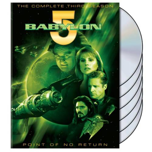 Babylon 5: The Complete Third Season (Widescreen) by WARNER HOME ENTERTAINMENT