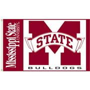 NCAA Mississippi State 3' x 5' Flag