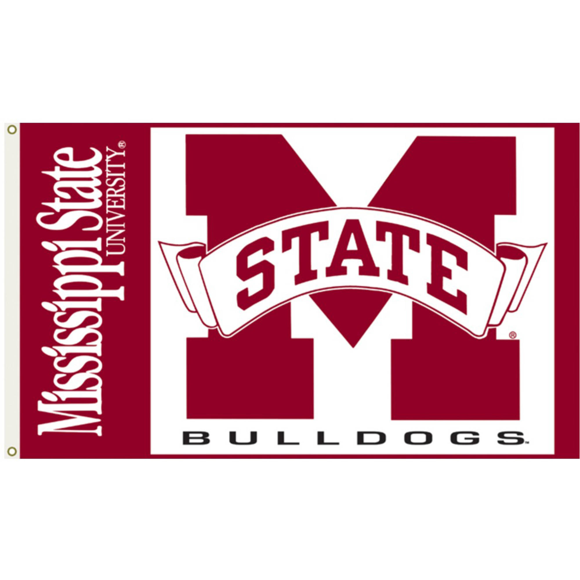 NCAA Mississippi State 3' x 5' Flag