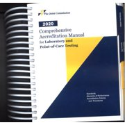 Comprehensive Accreditation Manual for Laboratory and Point-of-Care Testing: CAMLAB 2020