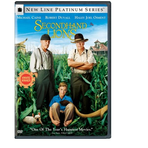 Secondhand Lions (Widescreen, Full Frame)