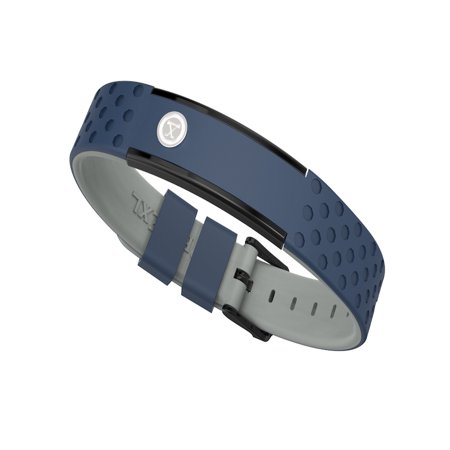 9K Sports Golfers Magnetic Bracelet, Swim, Shower, Surf, Wear it Everyday (Blue - Surf Bracelets