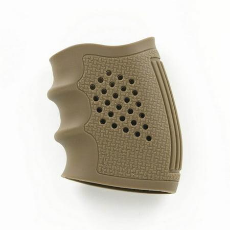 Synthetic Latex Rubber Grip Glove Handgun S&W, Beretta,Taurus Tactical Scorpion ()