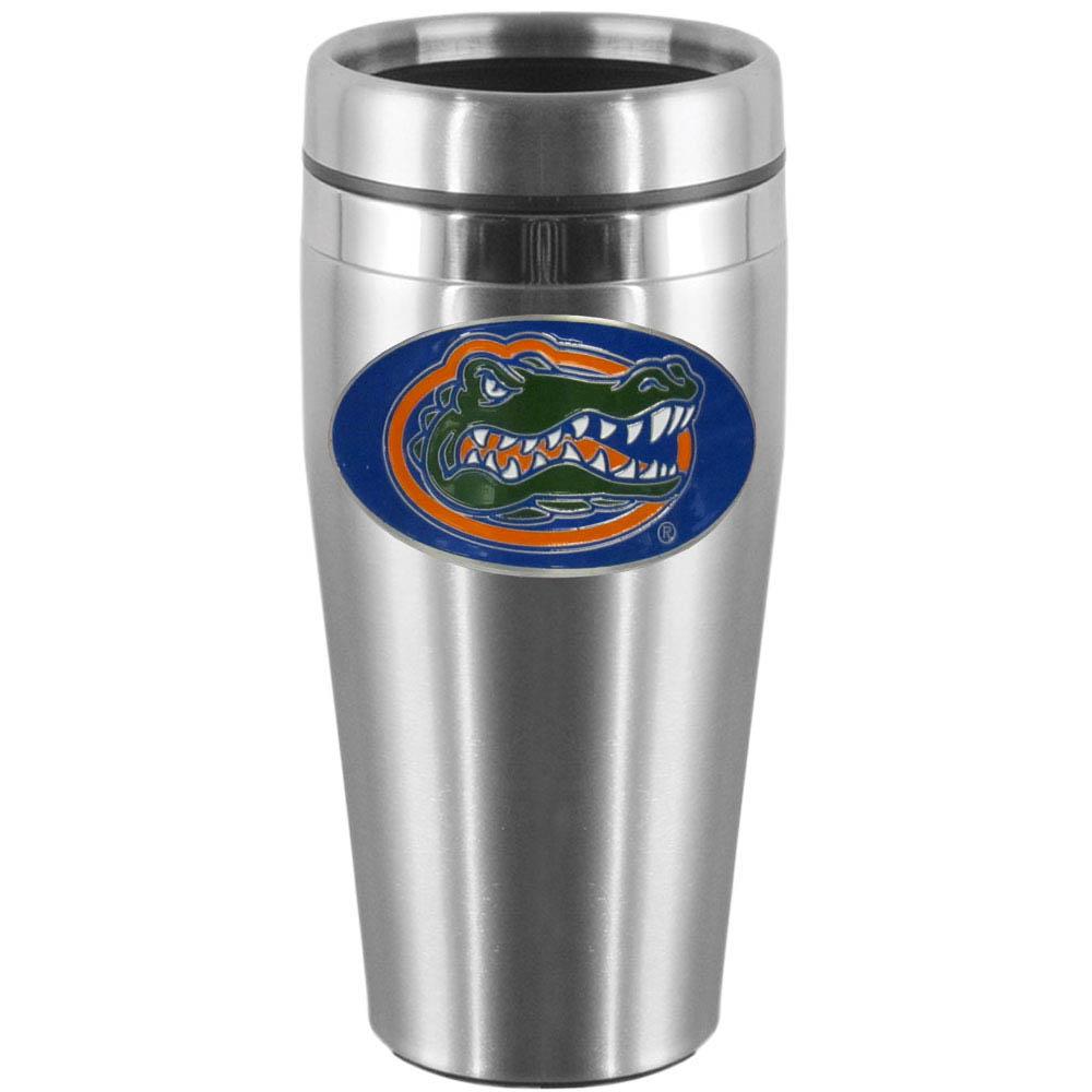 Florida Steel Travel Mug