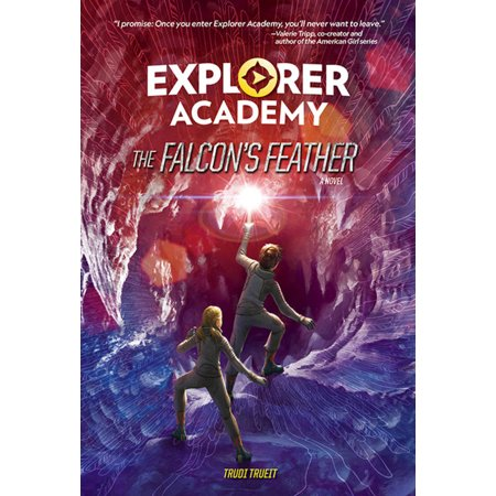 Explorer Academy: Explorer Academy: The Falcon's Feather (Book 2) (Series #2) (Hardcover)