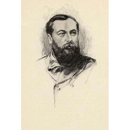 Posterazzi Lo Delibes 1836-1891 French Composer Portrait By Chase Emerson American Artist 1874-1922 Canvas Art - Ken Welsh Design Pics (24 x 36)