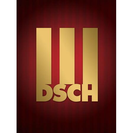 Dmitri Shostakovich Viola - DSCH Sonata for Viola and Piano, Op. 147 DSCH Series Composed by Dmitri Shostakovich