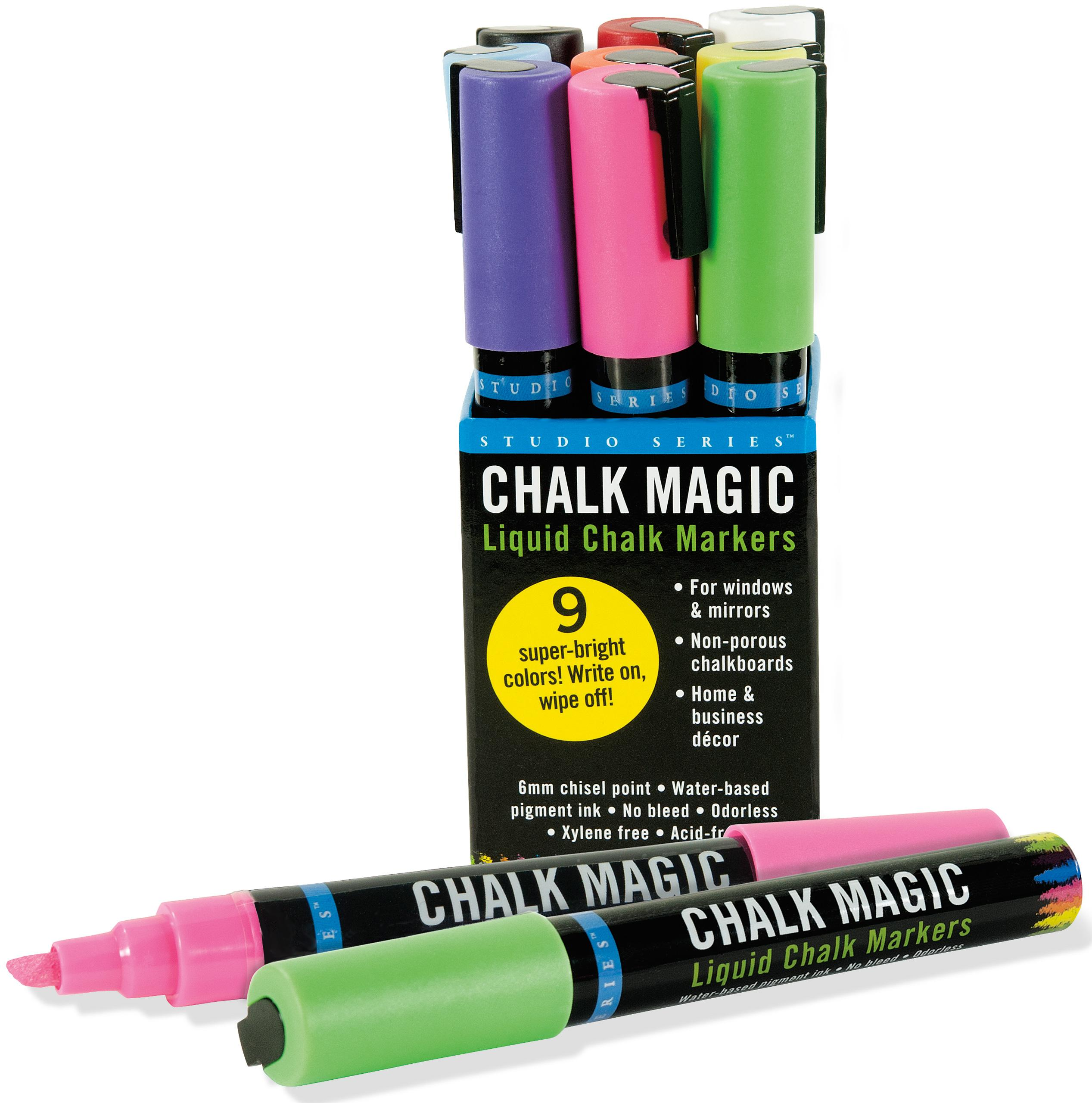 Chalk Magic Liquid Chalk Marke (Other)